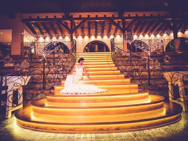La boda de Victor y Sandra en Miraflores De La Sierra, Madrid 86