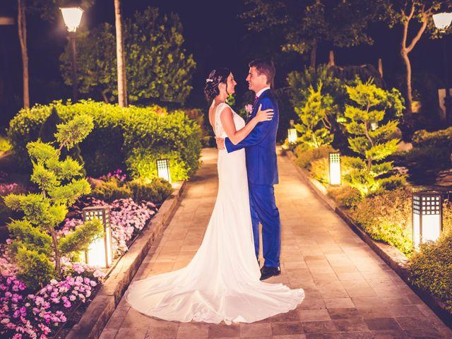 La boda de Victor y Sandra en Miraflores De La Sierra, Madrid 87
