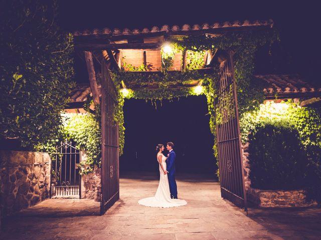 La boda de Victor y Sandra en Miraflores De La Sierra, Madrid 95