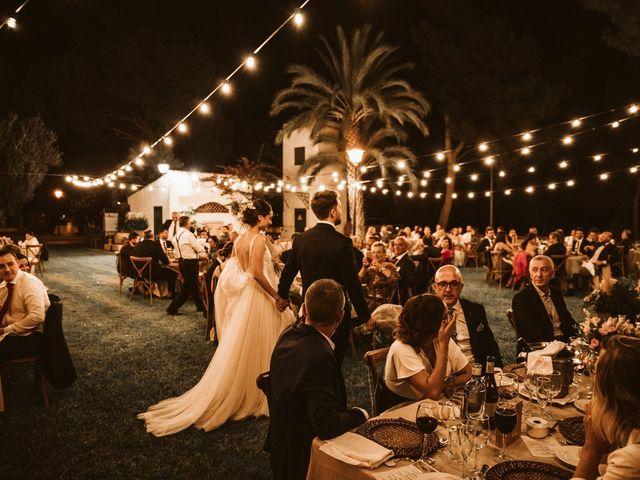 La boda de Dafydd y Raquel en Aspe, Alicante 63