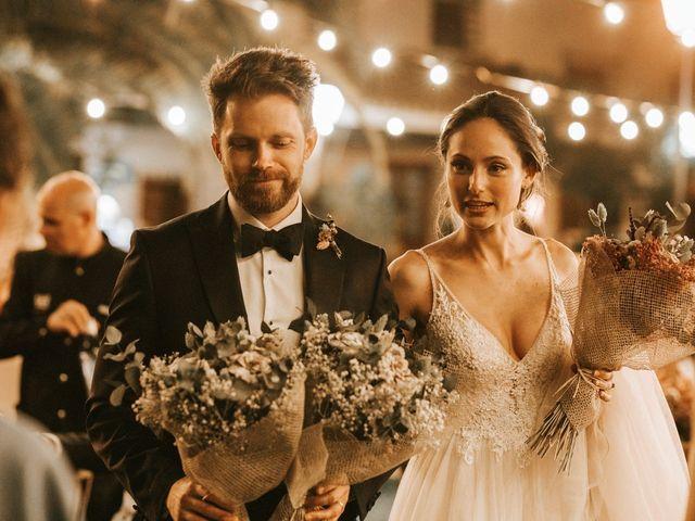 La boda de Dafydd y Raquel en Aspe, Alicante 64