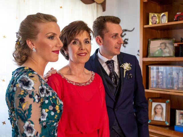 La boda de Soraya y David en Porzuna, Ciudad Real 21