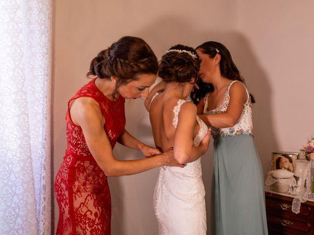 La boda de Soraya y David en Porzuna, Ciudad Real 29