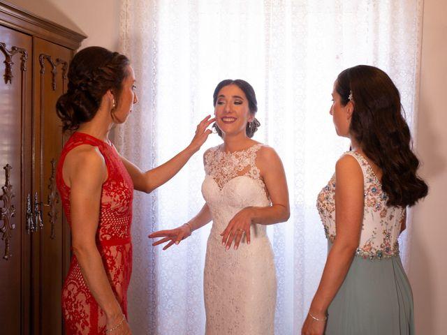 La boda de Soraya y David en Porzuna, Ciudad Real 34