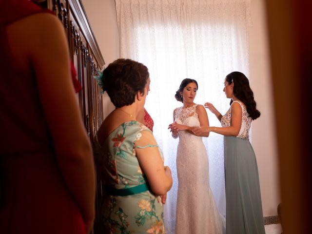 La boda de Soraya y David en Porzuna, Ciudad Real 35