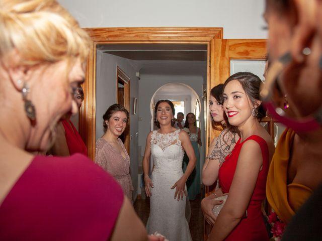 La boda de Soraya y David en Porzuna, Ciudad Real 45