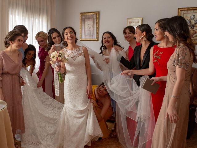La boda de Soraya y David en Porzuna, Ciudad Real 46