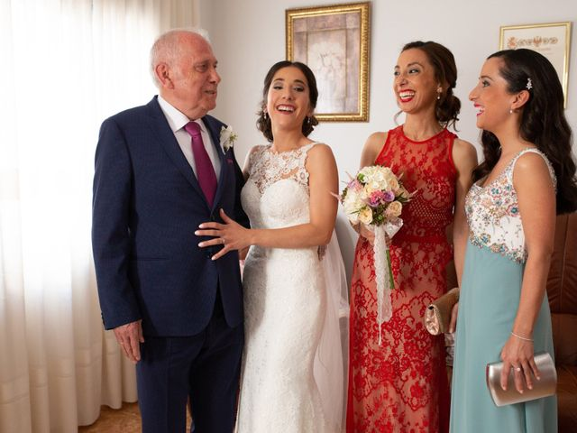 La boda de Soraya y David en Porzuna, Ciudad Real 48