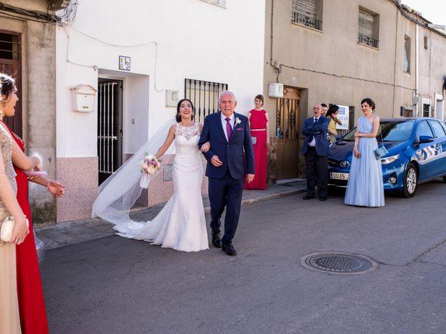 La boda de Soraya y David en Porzuna, Ciudad Real 50