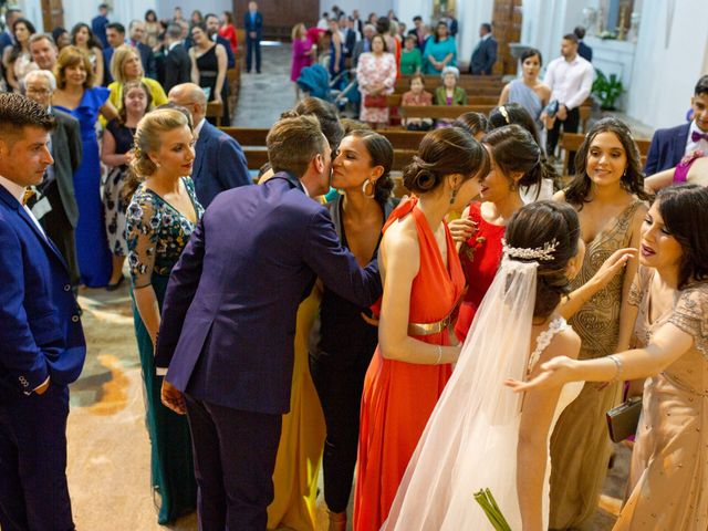 La boda de Soraya y David en Porzuna, Ciudad Real 58