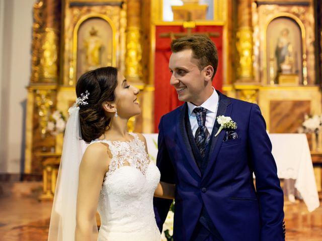 La boda de Soraya y David en Porzuna, Ciudad Real 59
