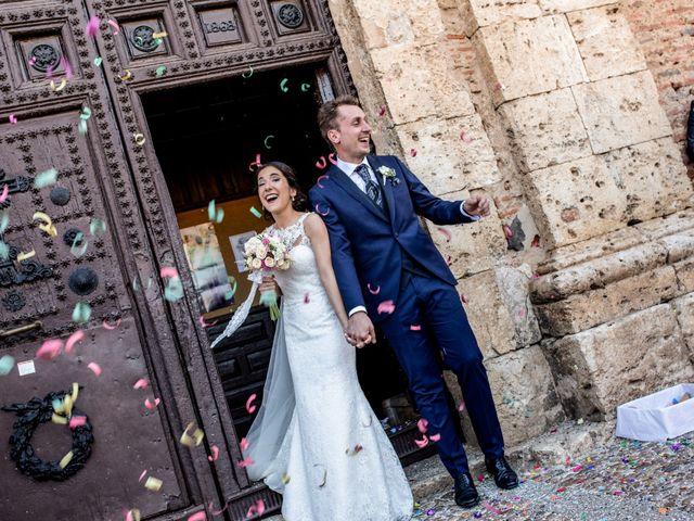 La boda de Soraya y David en Porzuna, Ciudad Real 60