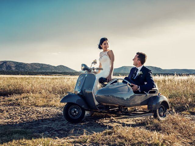 La boda de Soraya y David en Porzuna, Ciudad Real 69