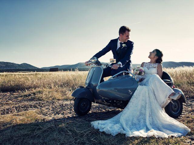 La boda de Soraya y David en Porzuna, Ciudad Real 71