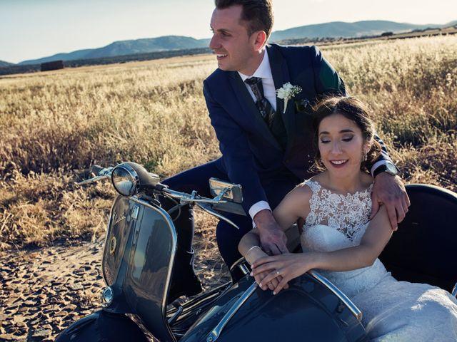 La boda de Soraya y David en Porzuna, Ciudad Real 1