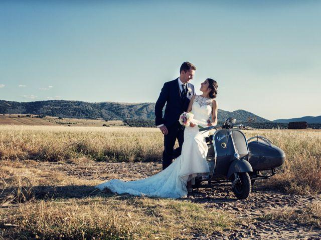 La boda de Soraya y David en Porzuna, Ciudad Real 72