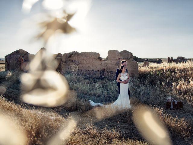 La boda de Soraya y David en Porzuna, Ciudad Real 78
