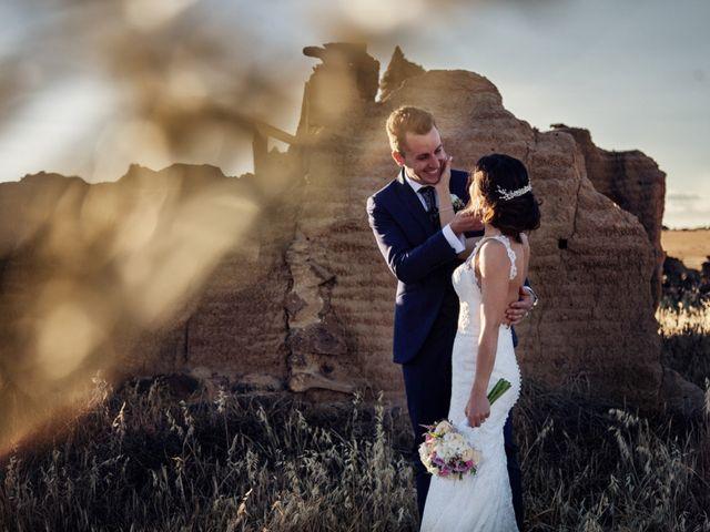 La boda de Soraya y David en Porzuna, Ciudad Real 81