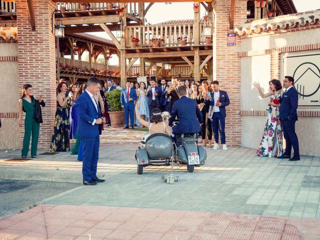 La boda de Soraya y David en Porzuna, Ciudad Real 83