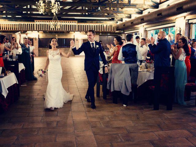 La boda de Soraya y David en Porzuna, Ciudad Real 84