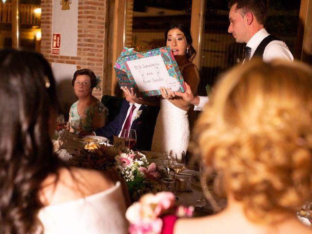 La boda de Soraya y David en Porzuna, Ciudad Real 85