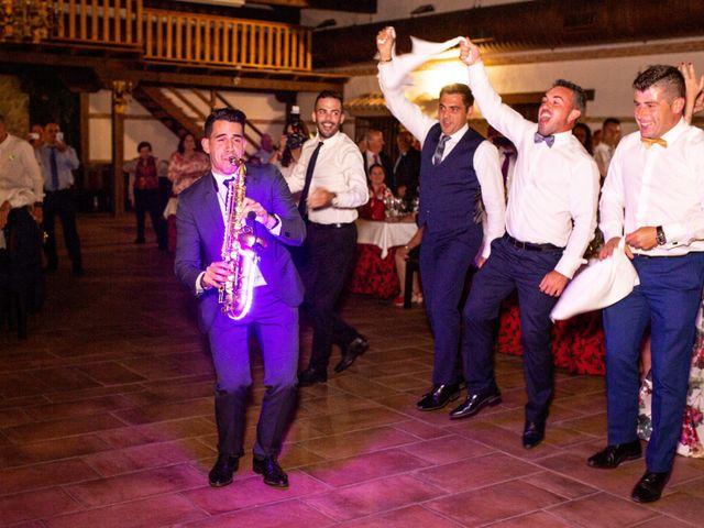 La boda de Soraya y David en Porzuna, Ciudad Real 87