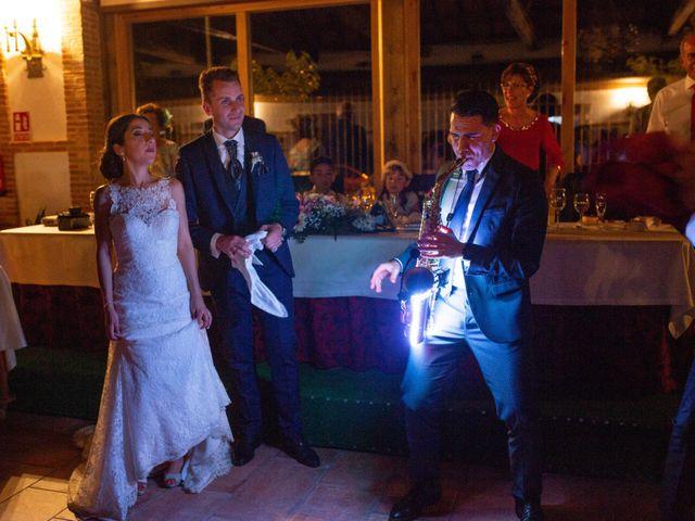 La boda de Soraya y David en Porzuna, Ciudad Real 90