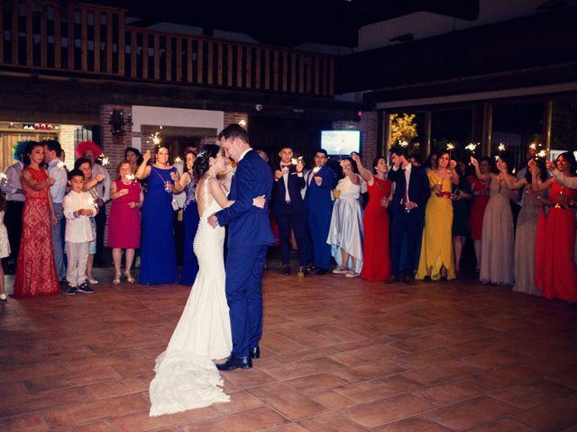 La boda de Soraya y David en Porzuna, Ciudad Real 92