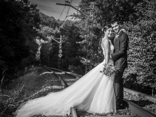La boda de Josu y Leire en Zarautz, Guipúzcoa 8