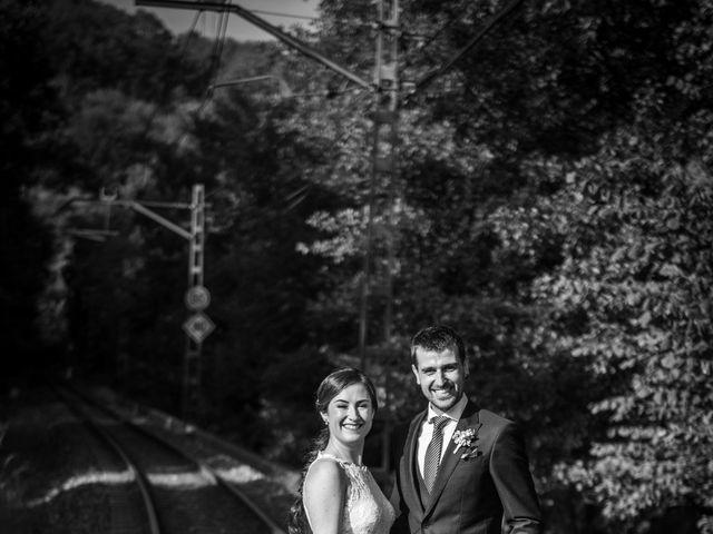 La boda de Josu y Leire en Zarautz, Guipúzcoa 9