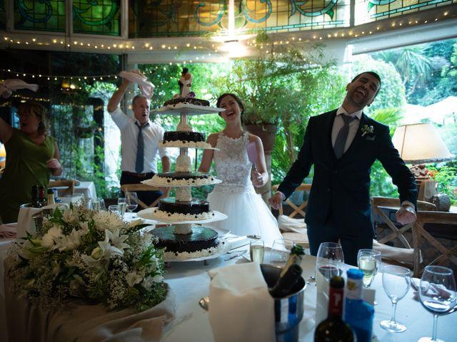 La boda de Josu y Leire en Zarautz, Guipúzcoa 22