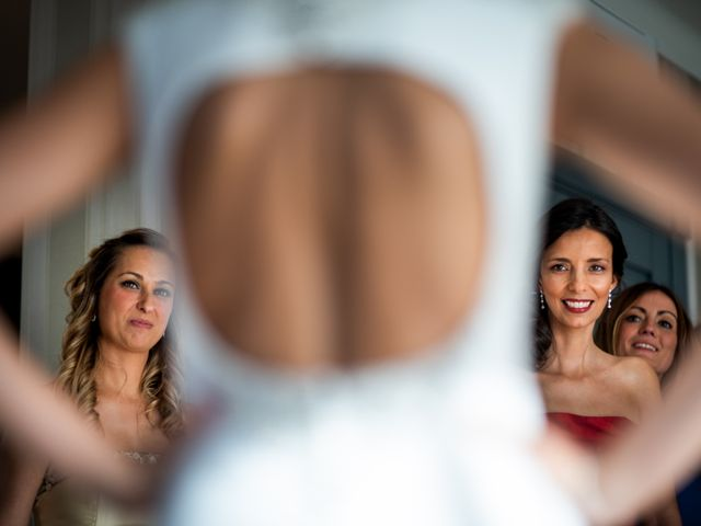 La boda de Carlos y Sandra en Villarrobledo, Albacete 7