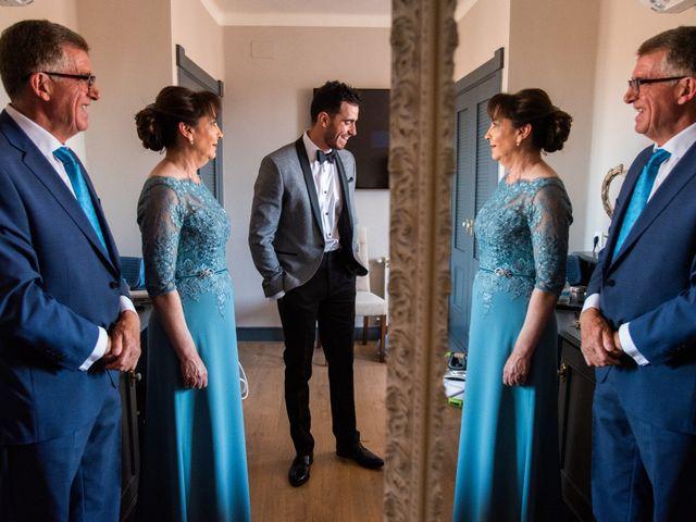 La boda de Carlos y Sandra en Villarrobledo, Albacete 12