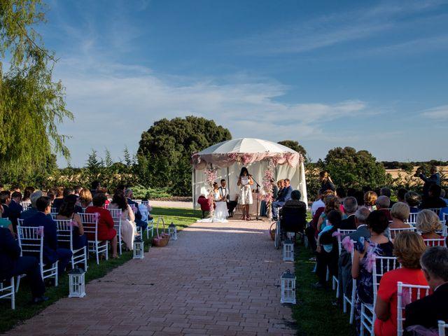 La boda de Carlos y Sandra en Villarrobledo, Albacete 17