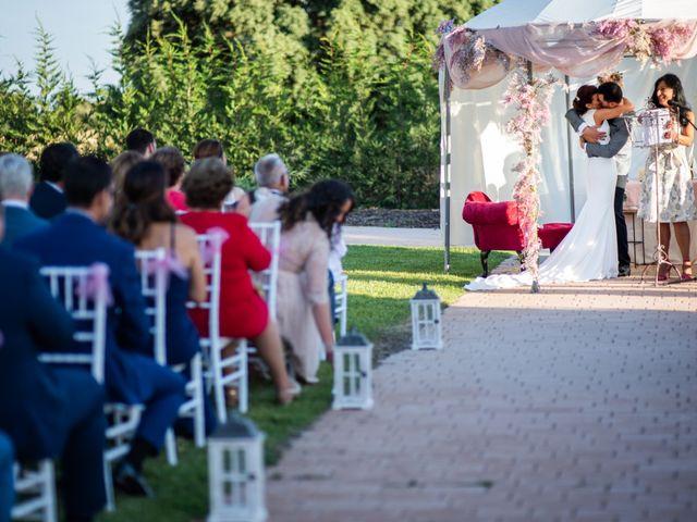 La boda de Carlos y Sandra en Villarrobledo, Albacete 26