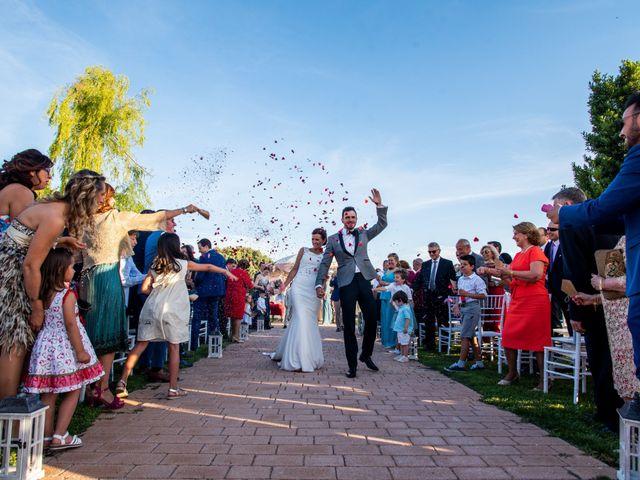 La boda de Carlos y Sandra en Villarrobledo, Albacete 28