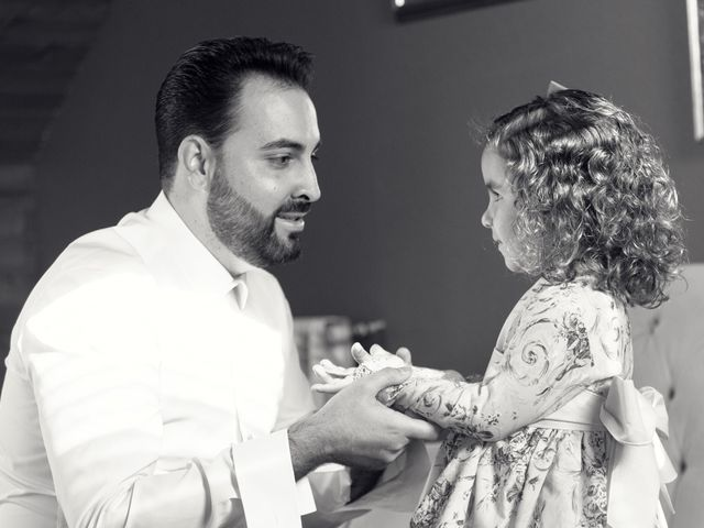 La boda de Laura y Daniel en Mangiron, Madrid 5