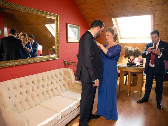 La boda de Laura y Daniel en Mangiron, Madrid 9