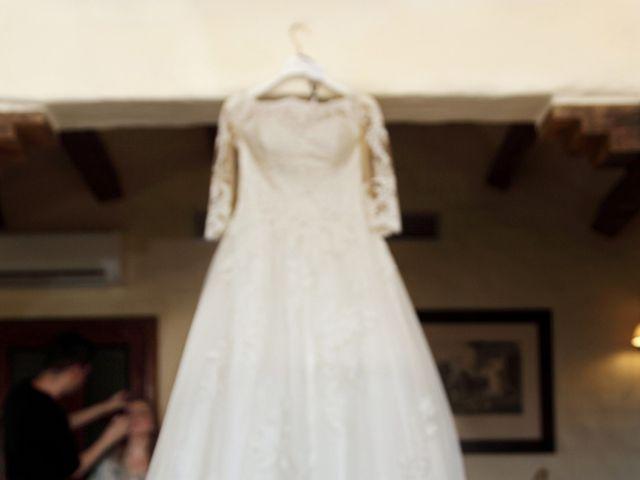 La boda de Laura y Daniel en Mangiron, Madrid 13