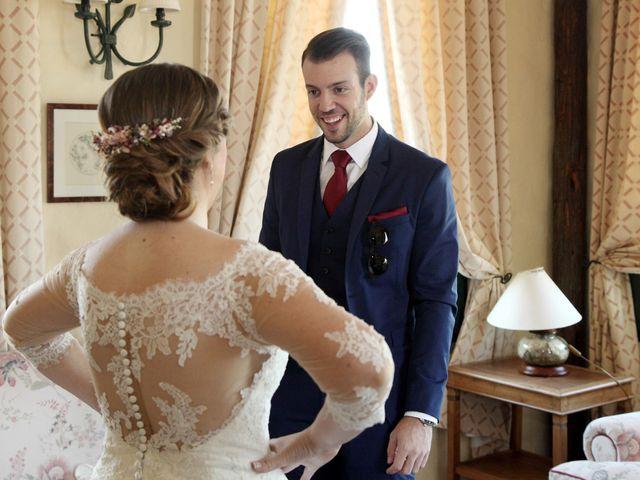 La boda de Laura y Daniel en Mangiron, Madrid 22