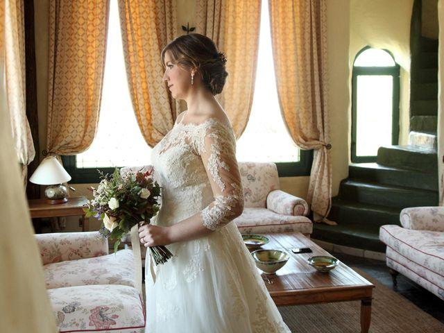 La boda de Laura y Daniel en Mangiron, Madrid 29