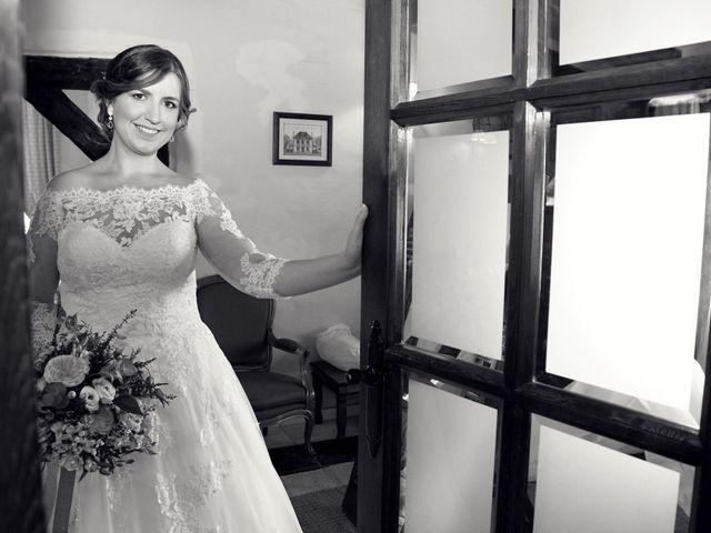 La boda de Laura y Daniel en Mangiron, Madrid 30