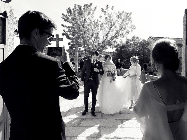 La boda de Laura y Daniel en Mangiron, Madrid 33