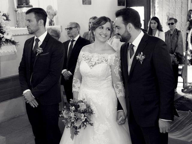 La boda de Laura y Daniel en Mangiron, Madrid 34