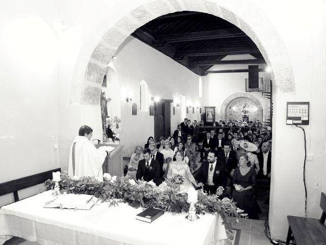 La boda de Laura y Daniel en Mangiron, Madrid 37