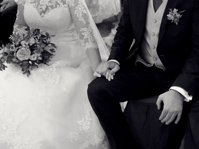 La boda de Laura y Daniel en Mangiron, Madrid 38
