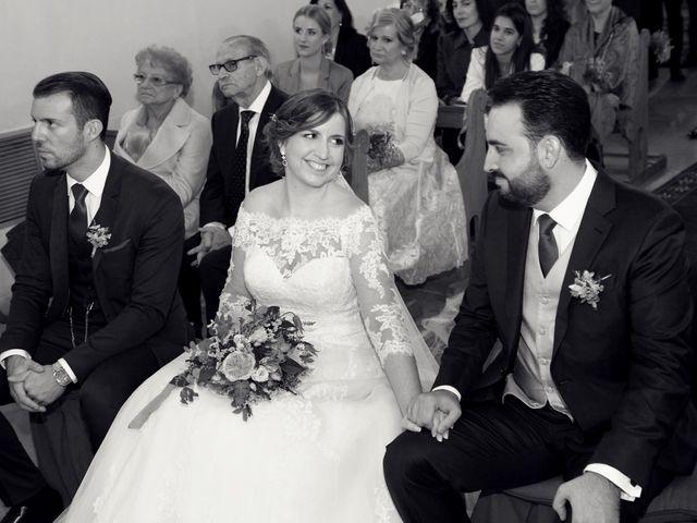 La boda de Laura y Daniel en Mangiron, Madrid 39