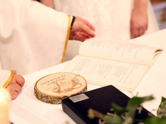 La boda de Laura y Daniel en Mangiron, Madrid 40