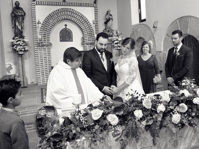 La boda de Laura y Daniel en Mangiron, Madrid 41