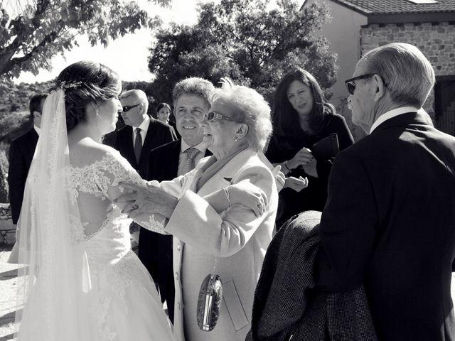 La boda de Laura y Daniel en Mangiron, Madrid 44